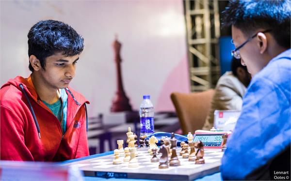 एशियन महाद्वीप शतरंज स्पर्धा - अब विदित का महामुकाबला