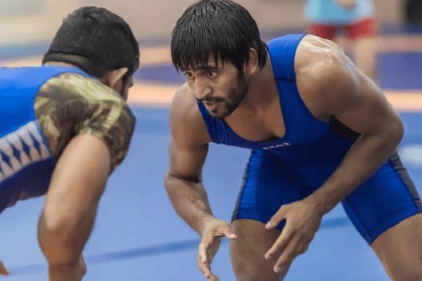 बजरंग बने भारतीय कुश्ती के नए गोल्डन ब्वाय