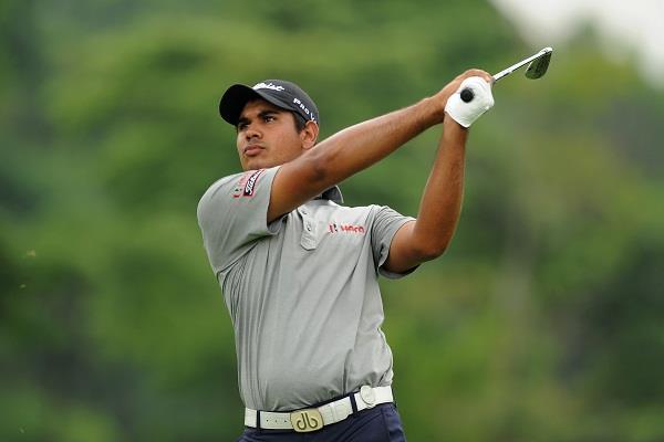 भुल्लर थाईलैंड आेपन गोल्फ टूर्नामेंट में संयुक्त चौथे स्थान पर