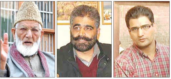 NIA ने तीन हुर्रियत नेताओं को किया तलब