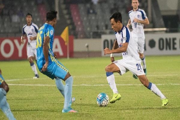 बेंगलुरू को FCकप में अबाहानी से मिली 0-2 से हार