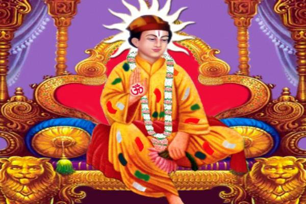 तपोभूमि श्री बावा लाल मंदिर में विराजमान महाराज पंकज दास जी पंचतत्व में विलीन