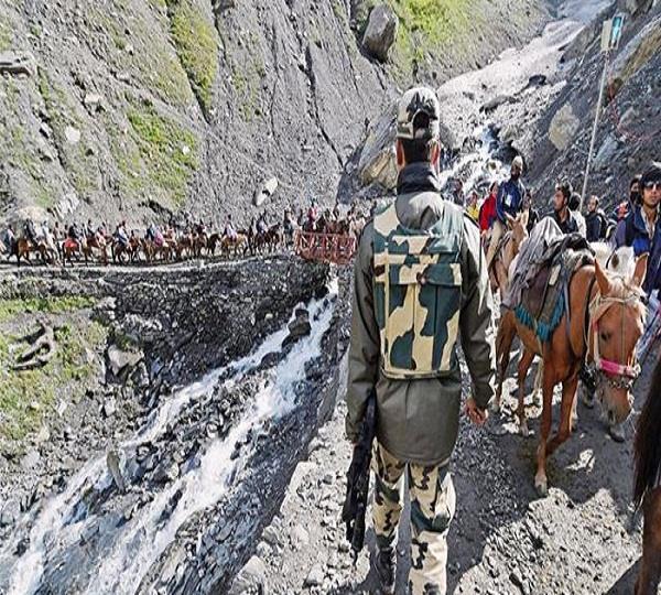 अमरनाथ यात्रा : भटिंडा से लंगर लगाने आए संगठनों के 3 वाहनों पर हमला, 2 घायल