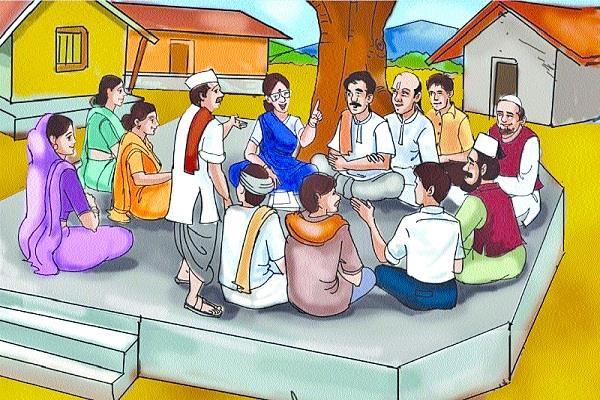 हरियाणा की चौपाल- किचन और कैबिनेट दोनों ने बदला जायका