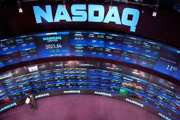 अमरीकी बाजार में तेजी, डाओ जोंस 9 अंक चढ़ा
