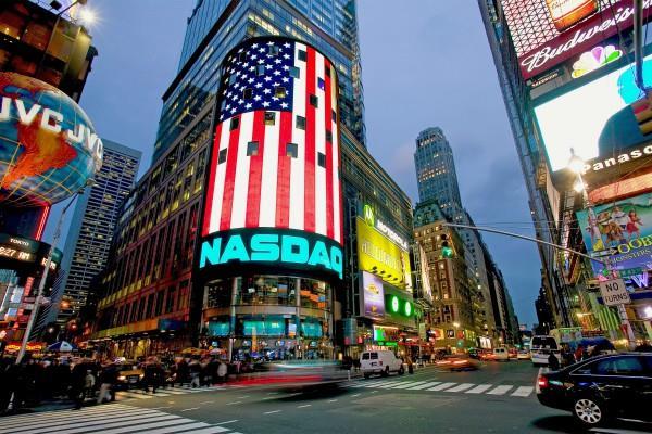 अमरीकी शेयर बाजार में गिरावट, नैस्डैक 0.5% टूटा