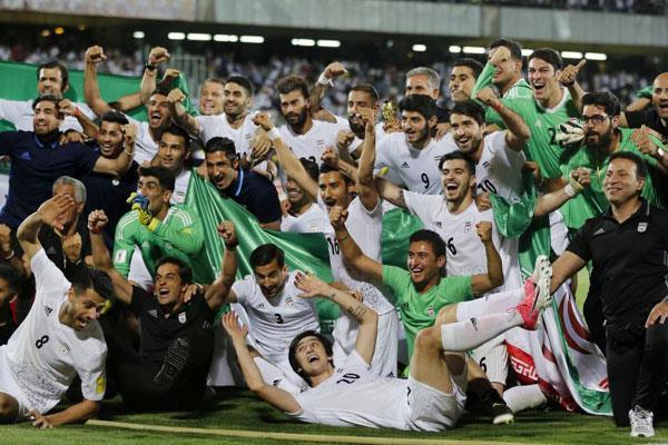ईरान ने फुटबाल विश्व कप के लिए किया क्वालिफाई
