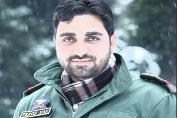 शहीद जवान को नम आंखों से दी अंतिम विदाई, FB का पोस्ट याद कर भावुक हुए लोग