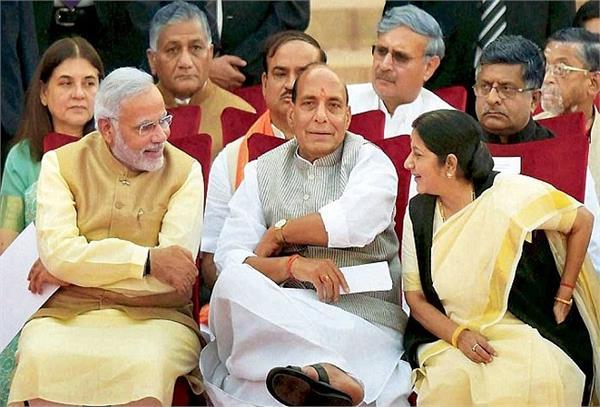 जानिए, PM मोदी ने क्या कह कर खारिज किए सुषमा, राजनाथ के नाम?