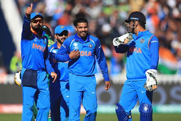 पाकिस्तान के खिलाफ भारत प्रबल दावेदार : साहा