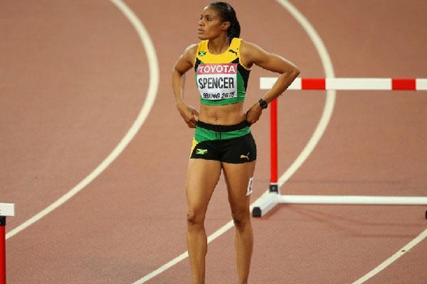 डोप टेस्ट में बरी हुई जमैका की धाविका कैलिस स्पेंसर