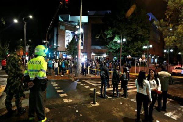 कोलंबिया: मॉल में विस्फोट, 3 की मौत
