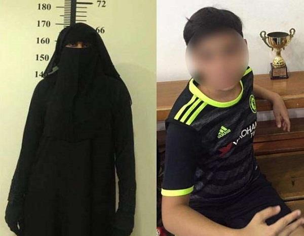 बुर्के में मस्जिद से बच्चे का अपहरण, कुकर्म के बाद हत्या