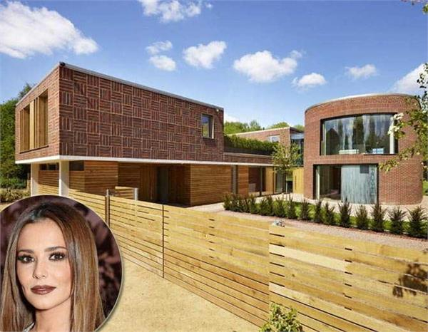 cheryl cole to sell this luxurious house  see inside photos