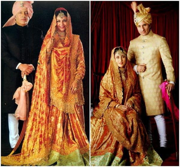 इन सेलेब्स ने अपनी शादी में पहनी थी ऐसी ड्रैसिस