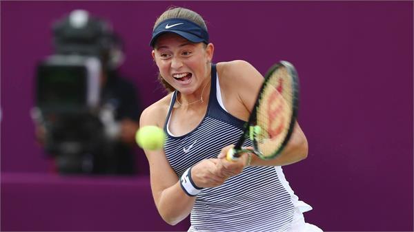 टेनिस स्टार येलेना ओस्तापेंको ने किया बड़ा उलटफेर, सेमीफाइनल में बनाई जगह