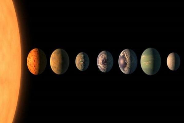 नासा ने खोजे पृथ्वी जैसे 10 नए ग्रह