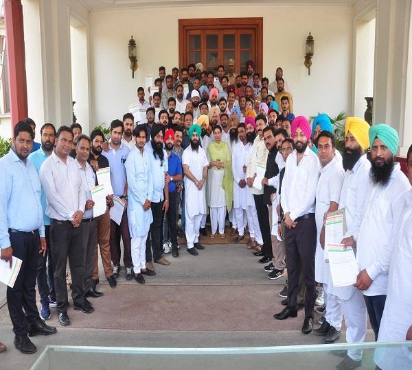 रणजीत सिंह निकड़ा ने किया प्रदेश के जत्थेबंदक ढांचे का ऐलान