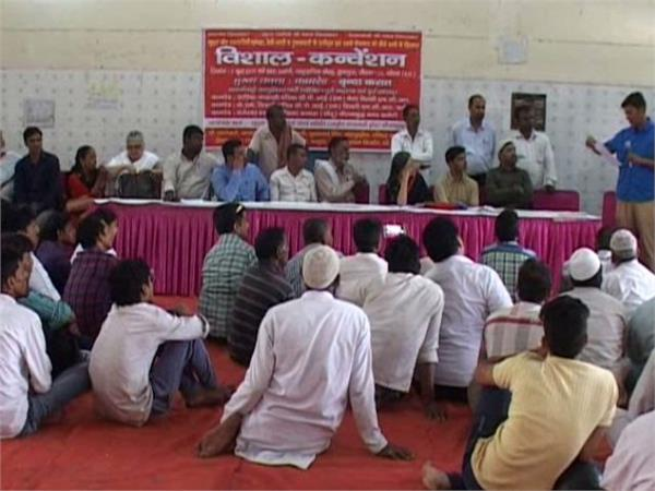 ''सरकार ने नहीं सुनी मीट कारोबारियों की समस्या तो होगा आंदोलन''