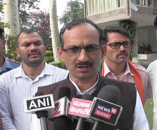 सत्ती बोले- किसी पार्षद को चंडीगढ़ नहीं ले गई BJP, कांग्रेस फैला रही अफवाह