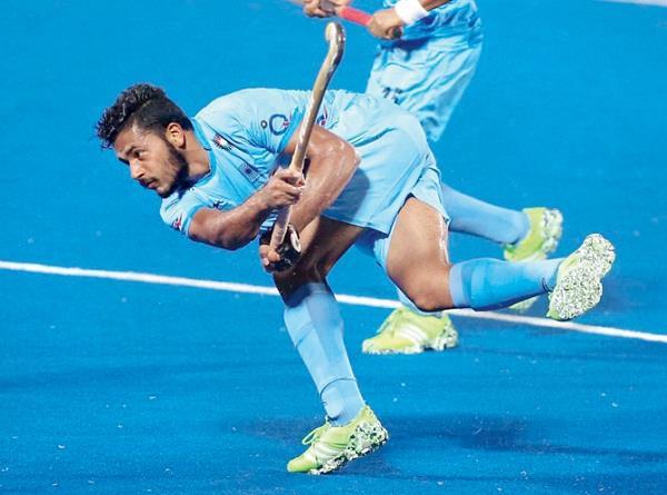 बेल्जियम से हारी भारतीय हॉकी टीम