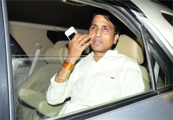 ट्विटर पर फूटा कुमार विश्वास का गुस्सा!