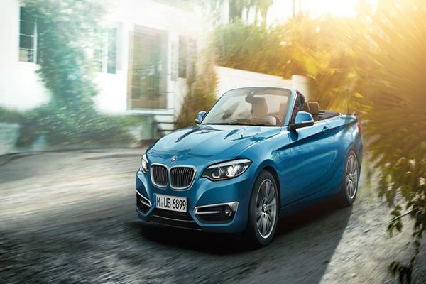 BMW भारत में उतारेगी नए मॉडल्स, करेगी 125 करोड़ रुपए का निवेश