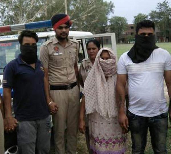 परिवार वालों ने ही सुपारी देकर करवाई थी ASI की हत्या