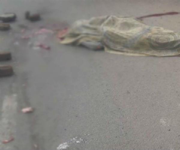 मेरठ के पास दिल्ली-देहरादून हाईवे पर सड़क हादसा, कांस्टेबल समेत 3 की दर्दनाक मौत