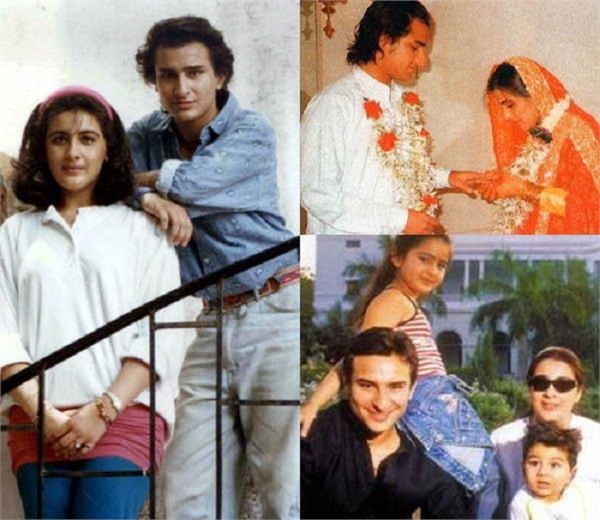 सैफ से लेकर आमिर तक किसी का 13 तो किसी ने 16 साल बाद लिया तलाक