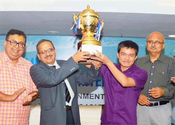 मुंबई इंटरनेशनल शतरंज : वियतनाम के हो डुक को दोहरा खिताब ,भारत के दीप्तयान रहे तीसरे