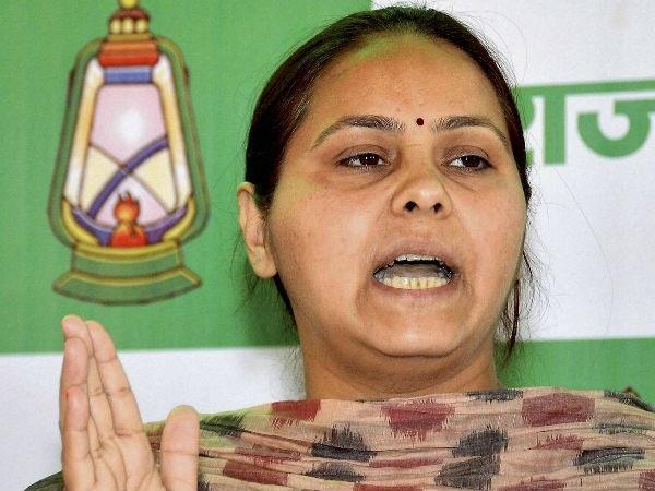 जानिए, मीसा भारती की किन संपत्तियों पर गिरी IT की गाज