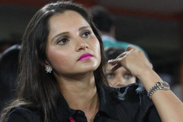 जीत के बाद सानिया मिर्जा ने उड़ाया पाकिस्तान का मजाक