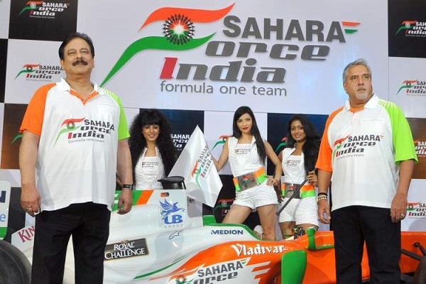 Force India का नाम बदलना चाहते हैं माल्या