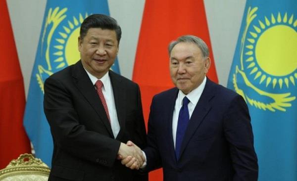 चीन-कजाकिस्तान के बीच 8 अरब डॉलर के समझौते