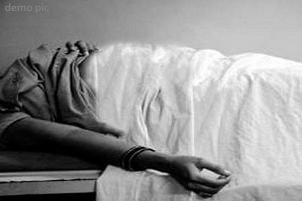 विवाहिता की संदिग्ध परिस्थितियों में मौत, 7 महीने पहले हुई थी शादी