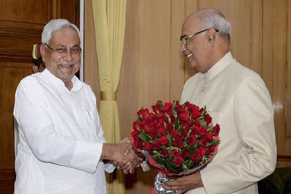 राष्ट्रपति पद के उम्मीदवार कोविंद ने बिहार के राज्यपाल पद से दिया इस्तीफा