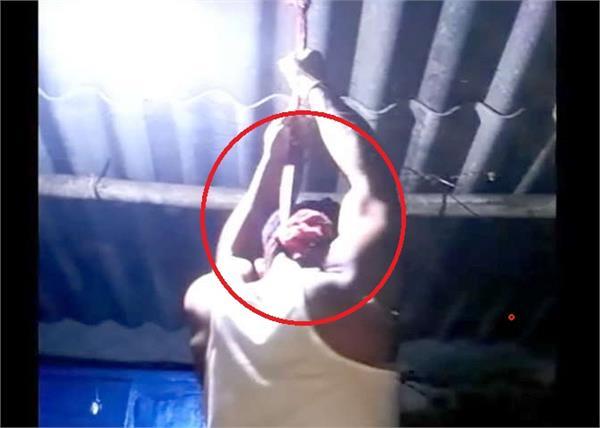पत्नी ने की बेवफाई, पति ने सुसाइड का लाइव वीडियो शूट कर लगाई फांसी