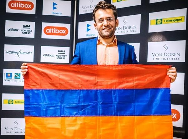 लेवोन अरोनियन बने नॉर्वे शतरंज 2017 के विजेता ,आनंद रहे सातवे