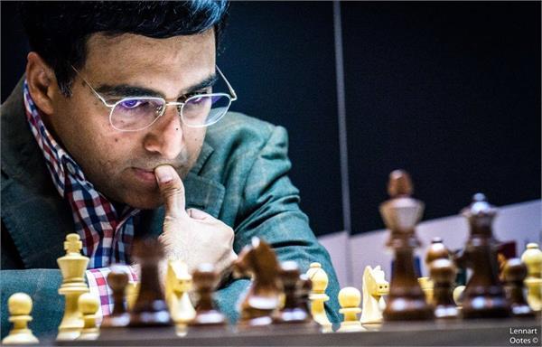 नॉर्वे शतरंज 2017 - आनंद और कर्जाकिन के बीच हुआ रोमांचक ड्रॉ