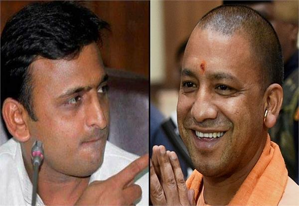 CM योगी पर अखिलेश का निशाना, हर स्तर पर बताया फेल