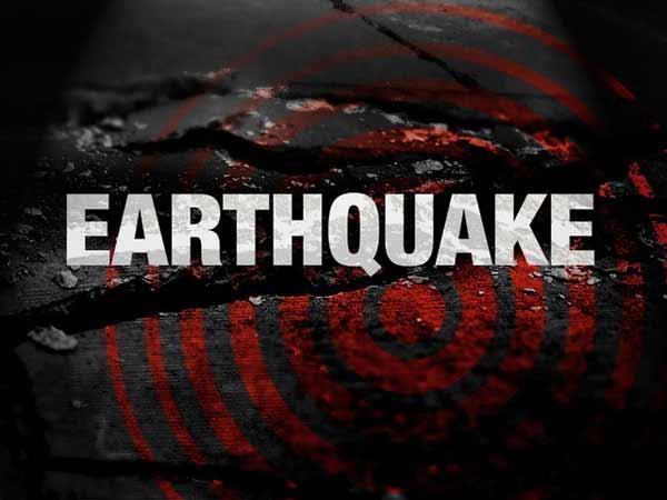 दक्षिण कोरिया में दूसरे सबसे शक्तिशाली भूकंप के झटके