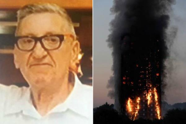 ग्रेनफेल टावर: आग में फंसे बुजुर्ग ने आखिरी फोन कॉल में कही दिल को छू लेने वाली बात