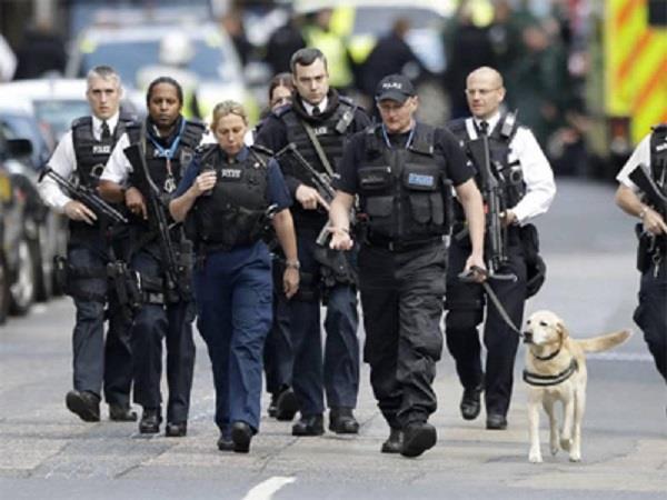 लॉरी से थी लंदन में हमले की योजना