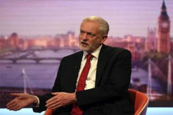 कोर्बिन का दावा,'बन सकता हूं ब्रिटेन का अगला प्रधानमंत्री'