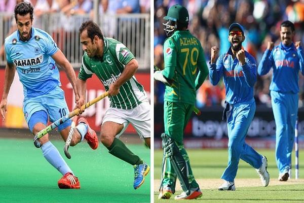 सुपर संडे को होगा क्रिकेट और हॉकी का महासंग्राम