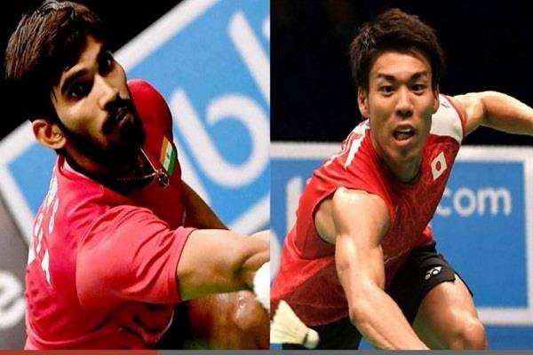 श्रीकांत ने इंडोनेशिया आेपन खिताब जीता