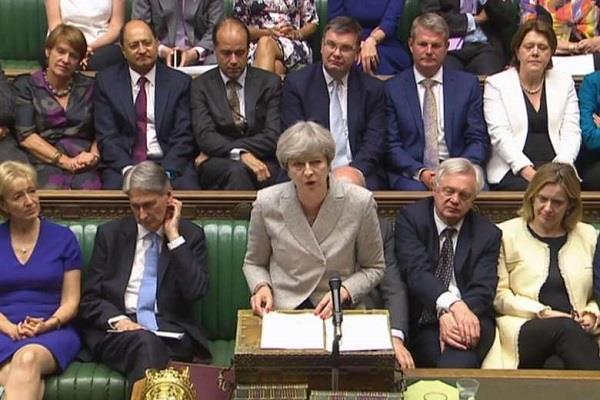 21 जून को शुरू होगी ब्रिटेन संसद की कार्ऱवाई