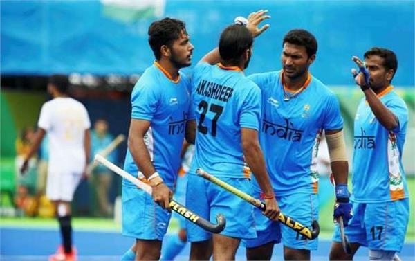 जर्मनी के हाथों 0-2 से हारी भारतीय हॉकी टीम
