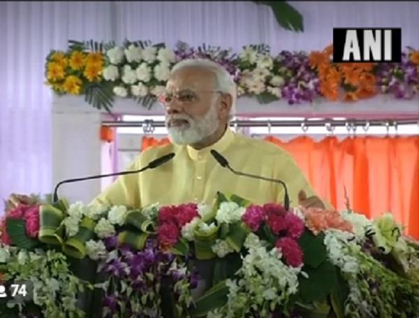 GST देश की अर्थव्यवस्था में लायेगी बड़ा बदलाव: मोदी